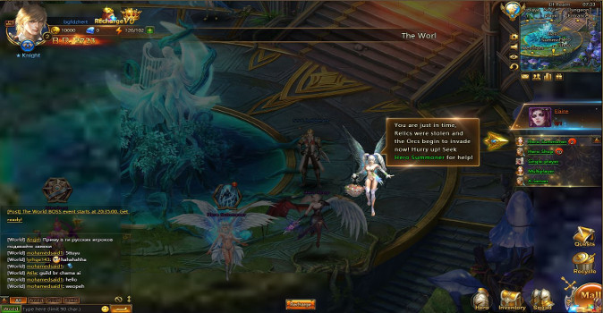 LeagueofAngels_2_screenshot_2