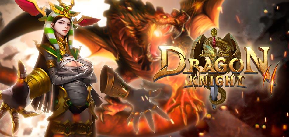 Dragon Knight 2 – Борьба с демонами началась! Бесплатная браузерная игра – Dragon Knight 2